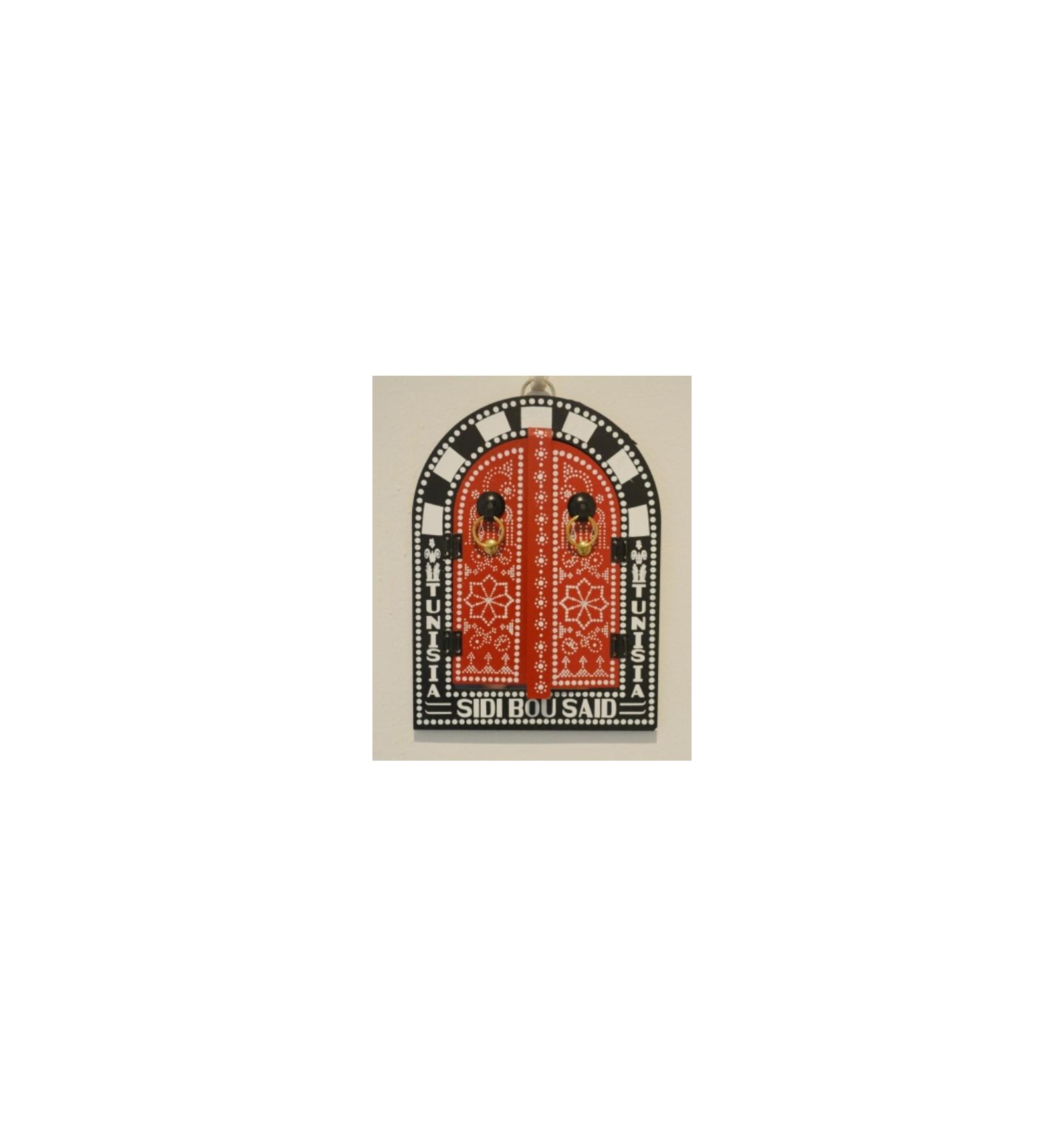 Tableau sidi bou avec miroir petit for Miroir tunisien