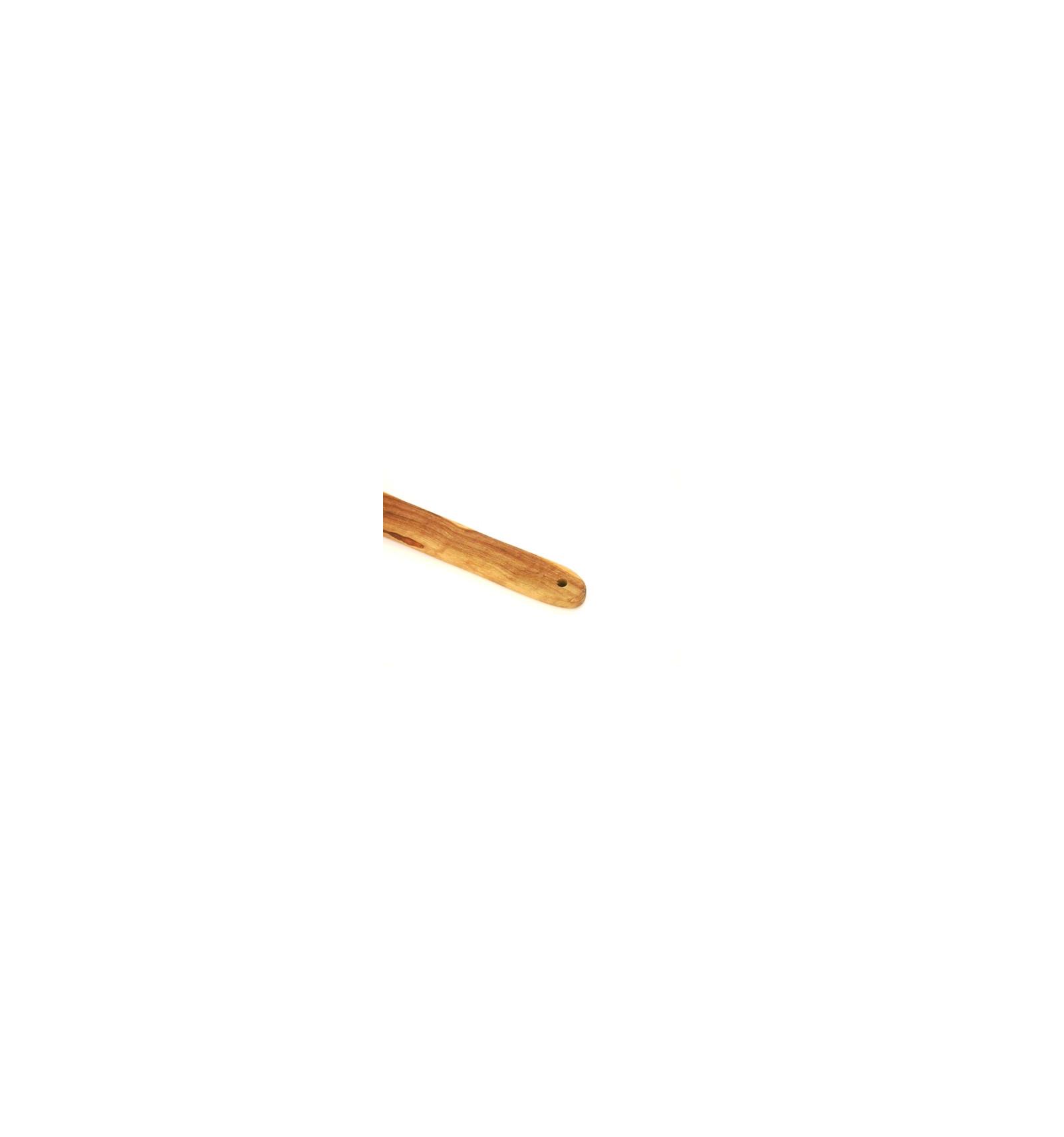 Spatule en bois d 39 olivier 34 cm - Spatule en bois ...