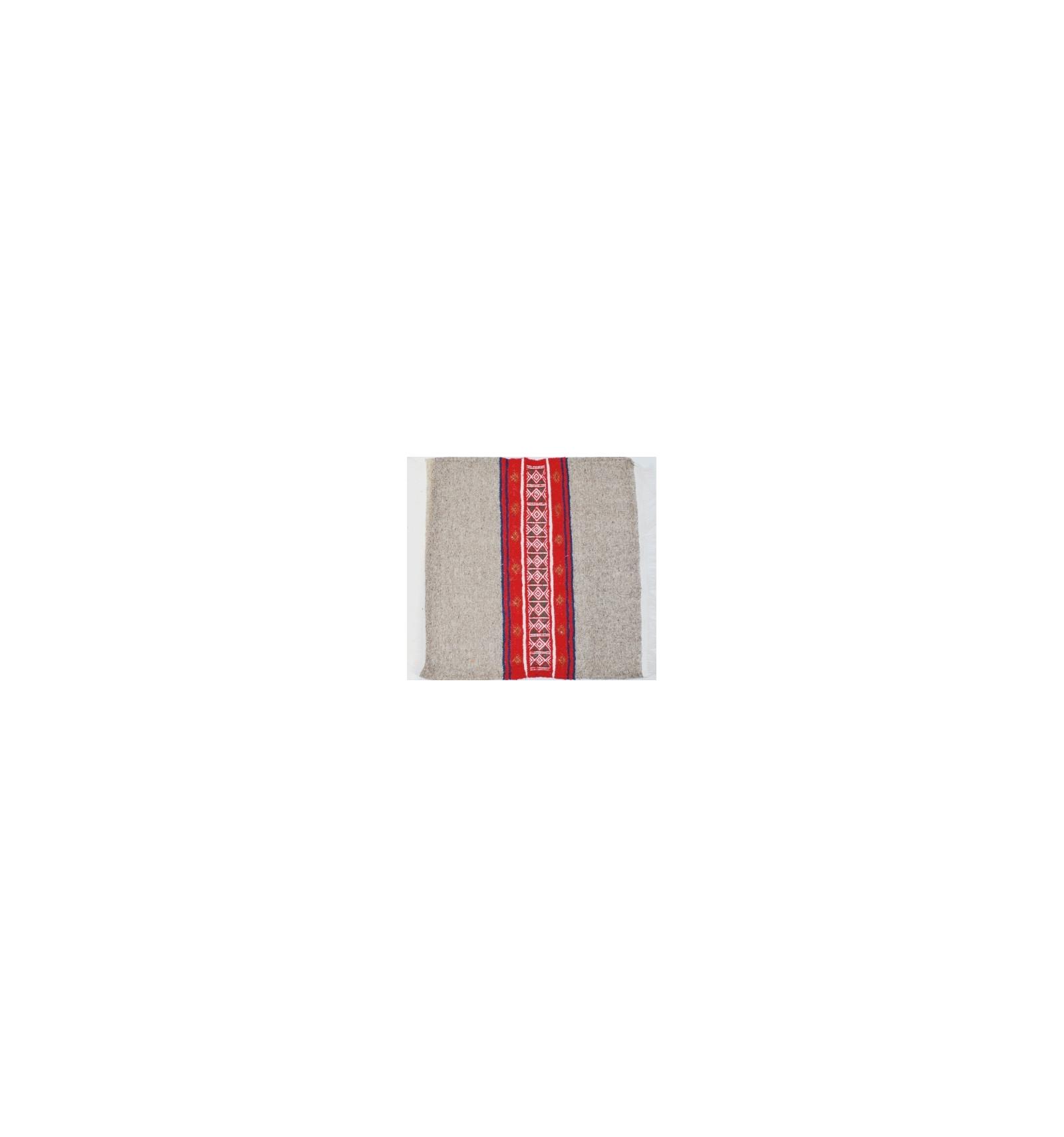 Carreau de chaise touareg rouge 54 x 54 - Carreau de chaise ...