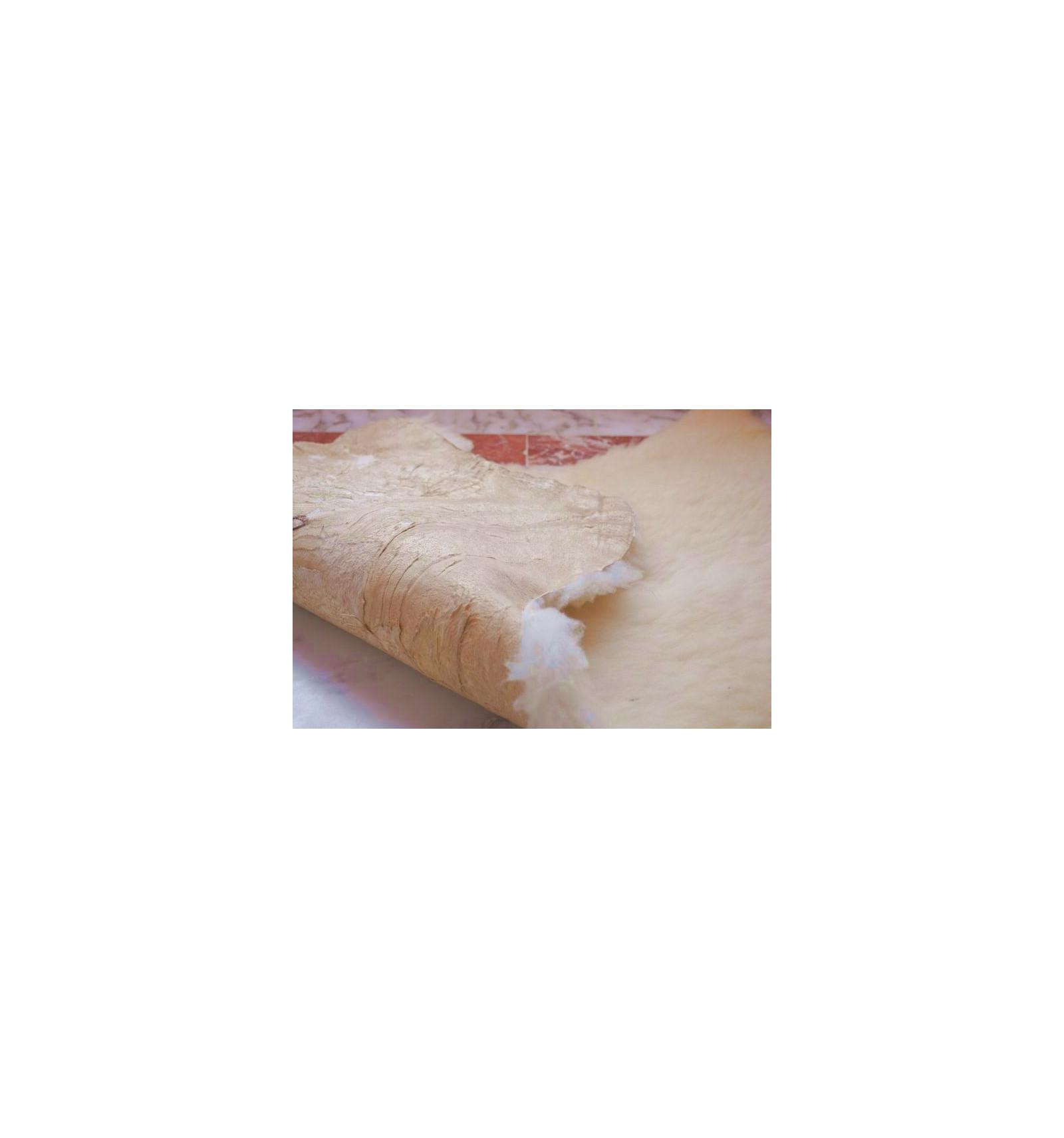 Peau de mouton naturelle - Nettoyer peau de mouton ...