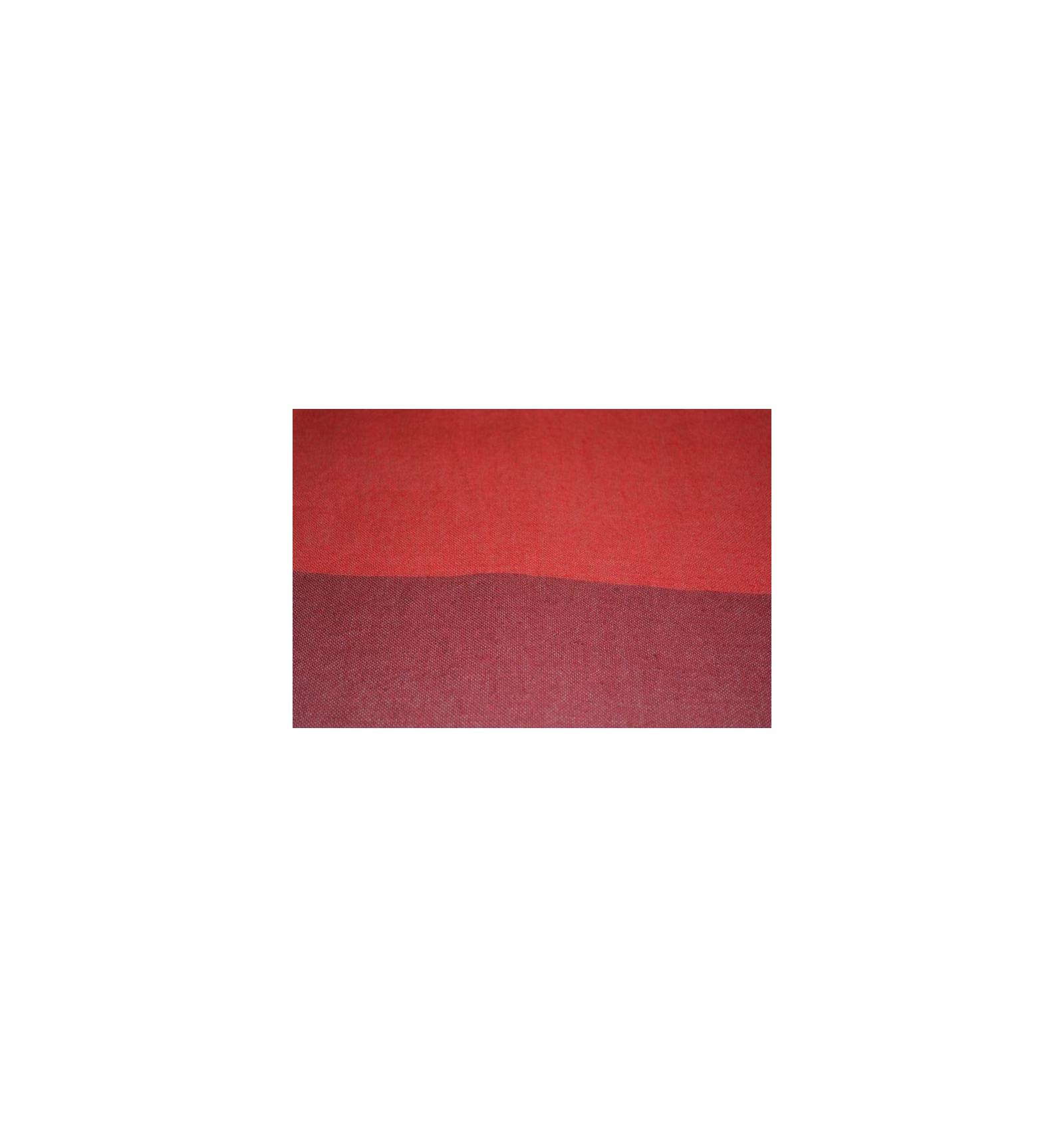 Jet de fauteuil ou canap rouge for Jete de canape rouge