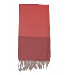 Coperte plaid : rosso
