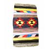 Tapis de chiffon : multicolore