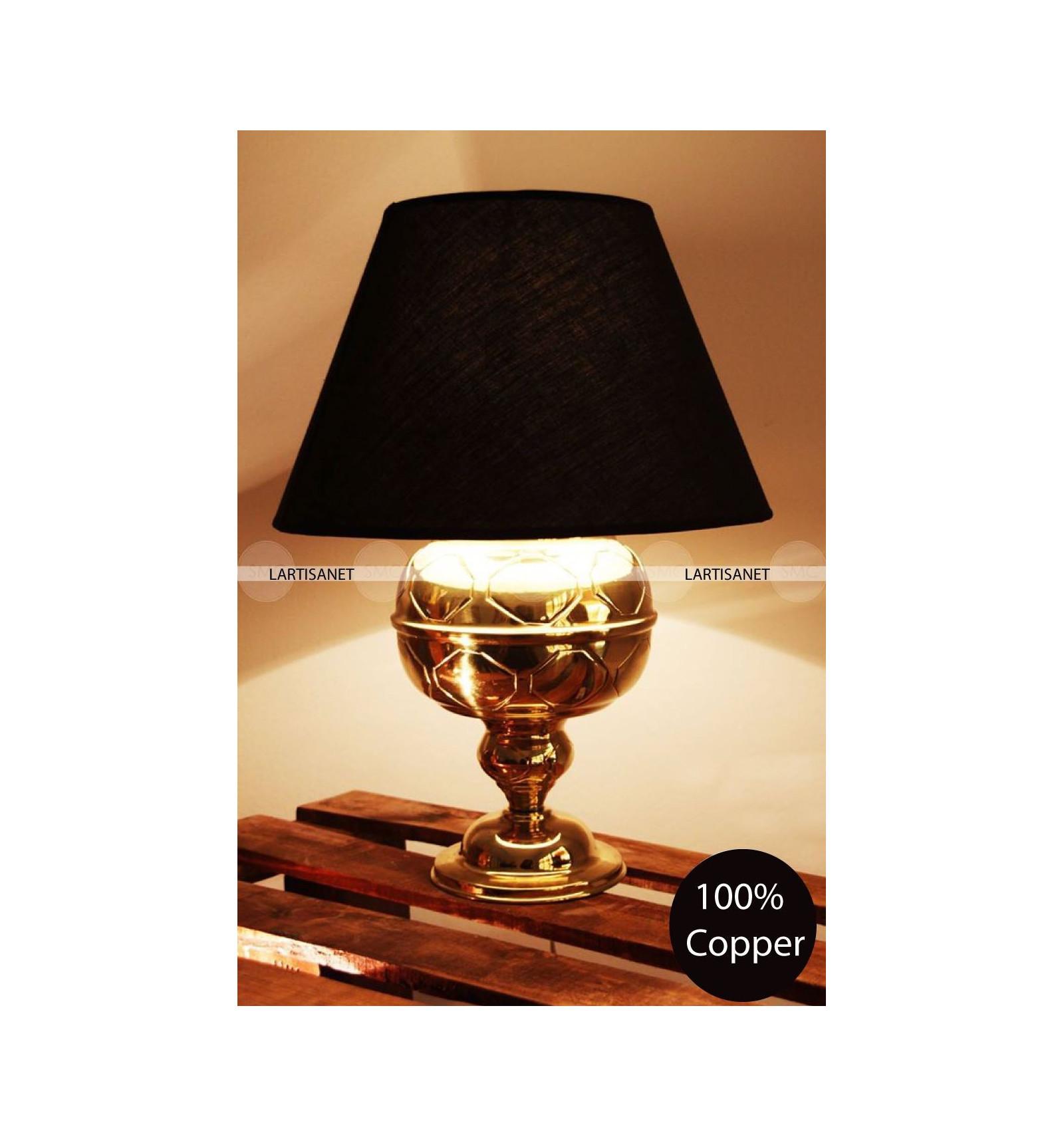 lampe de table baroque laiton. Black Bedroom Furniture Sets. Home Design Ideas
