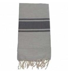 Asciugamani da bagno : grigio antracite
