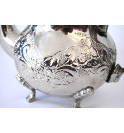 Decorated Moroccan Teapot