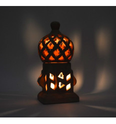 Small candleholder Cage gross