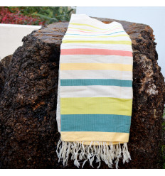 Throw blanket: Tricolor
