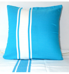 Cushion cover 40x40 : Towel Turquoise