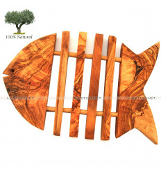 Fish Shape Wooden