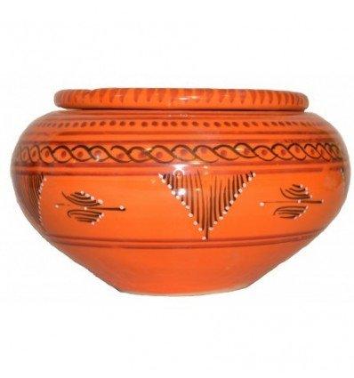 Moroccan Ashtray : Ceramic