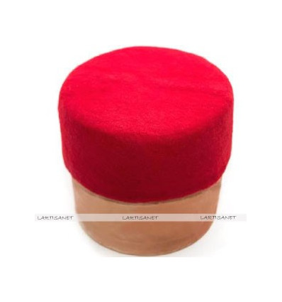 Red fez - Chechia