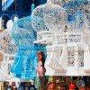 Cage à oiseau décorative : petit