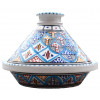 Decorative Patterned Serving Tagine
