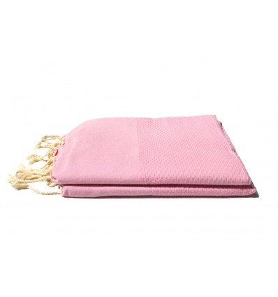 Hammam bath towels purple
