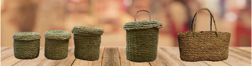 Wicker Home and Personal Accessories