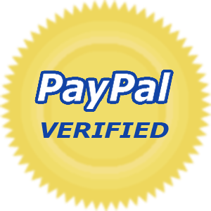 Paypal verified - Lartisanet